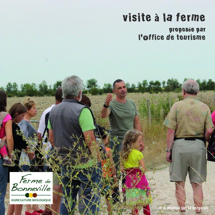 Visites de la ferme t 2016 - Office tourisme bonneville ...