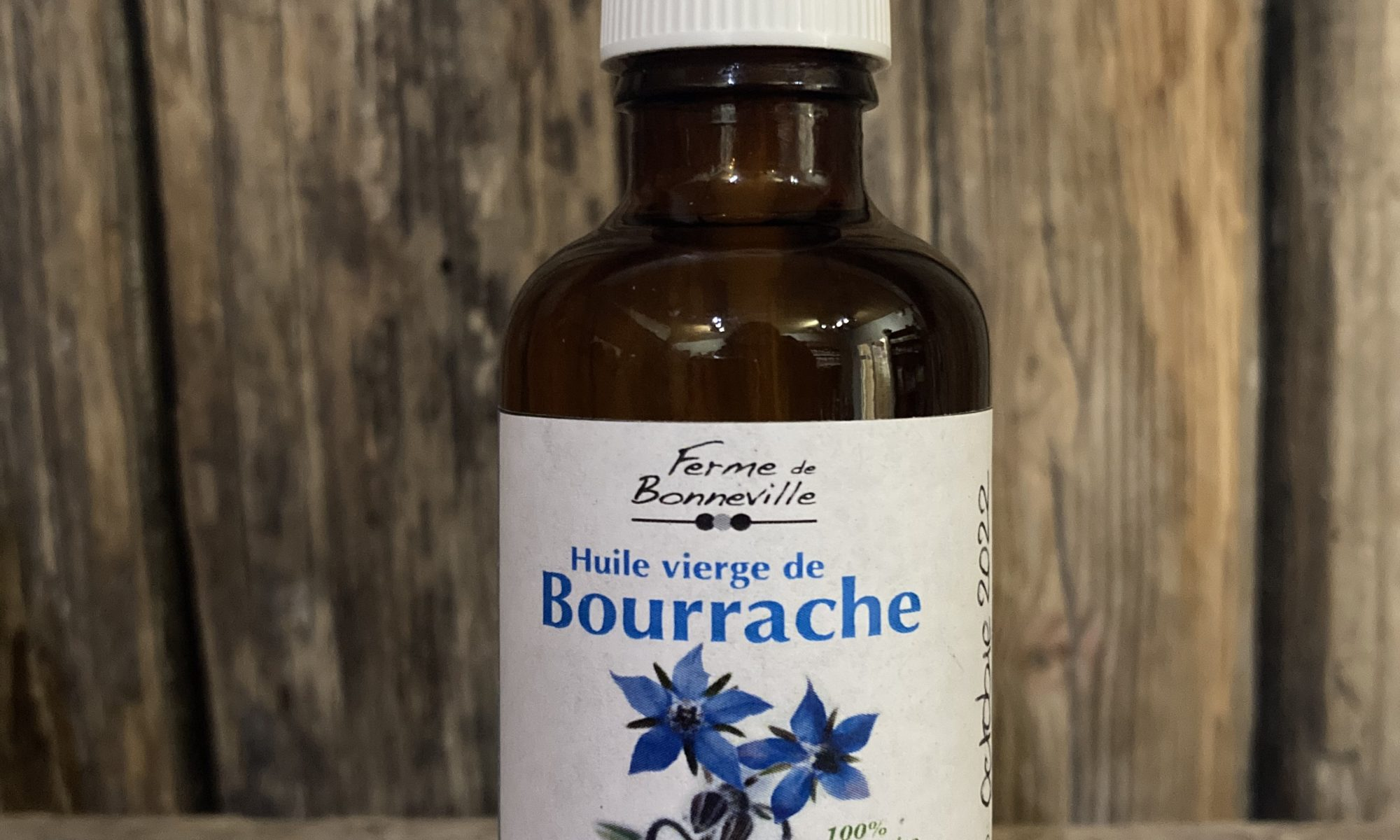 huile de bourrache 50ml